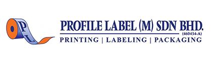 profile label sdn bhd logo